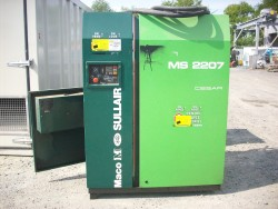COMPRESSEUR MACO SULLAIR 210 M3/H